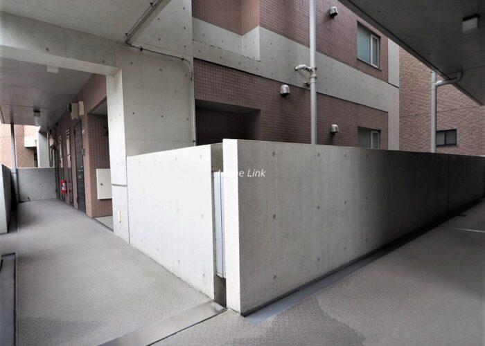 レ・ベント板橋本町 共用部