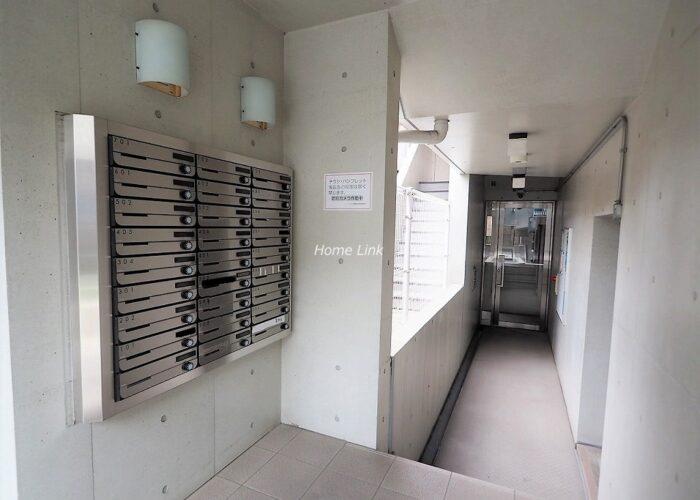 レ・ベント板橋本町 メールボックス
