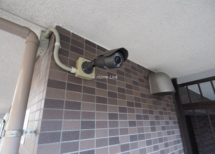 レーベンハイム常盤台プラザ 防犯カメラ