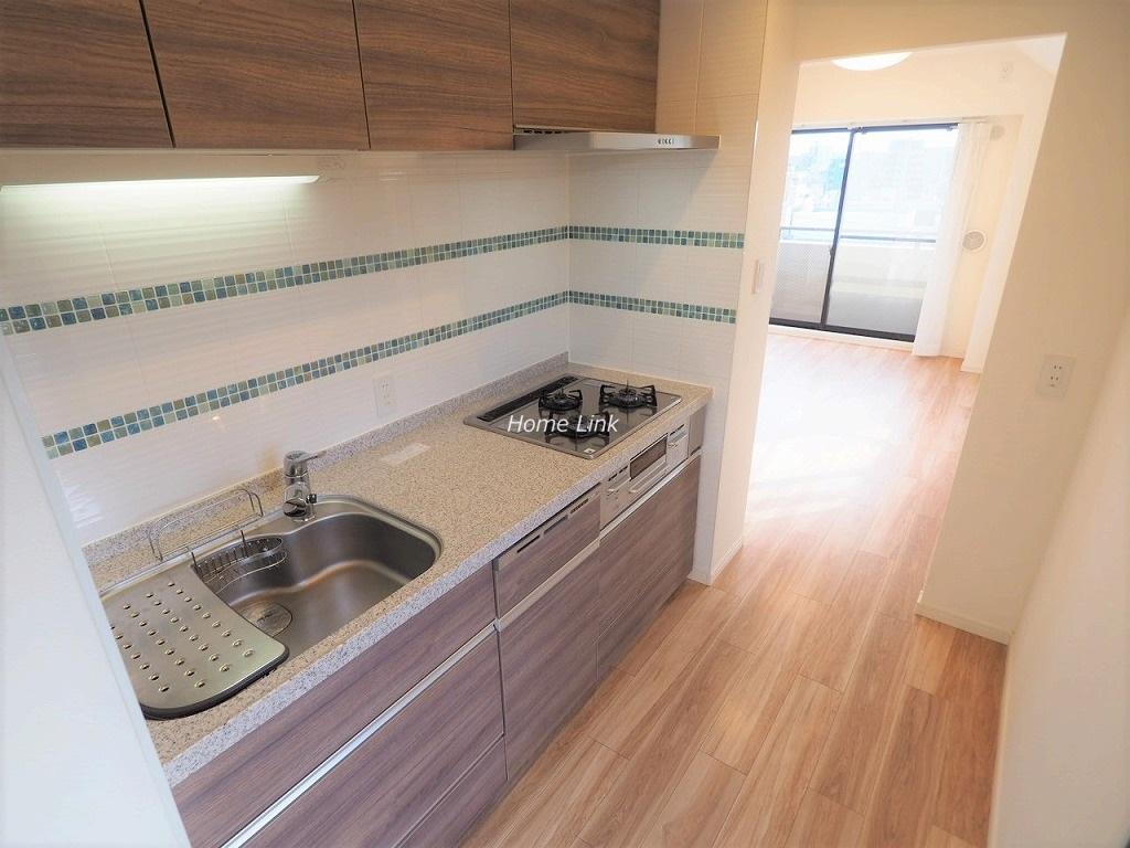 レーベンハイム常盤台プラザ6階 キッチン