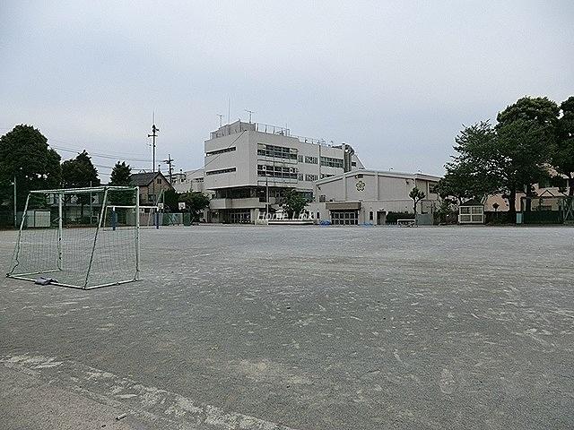 レベント板橋本町周辺環境 志村第一小学校