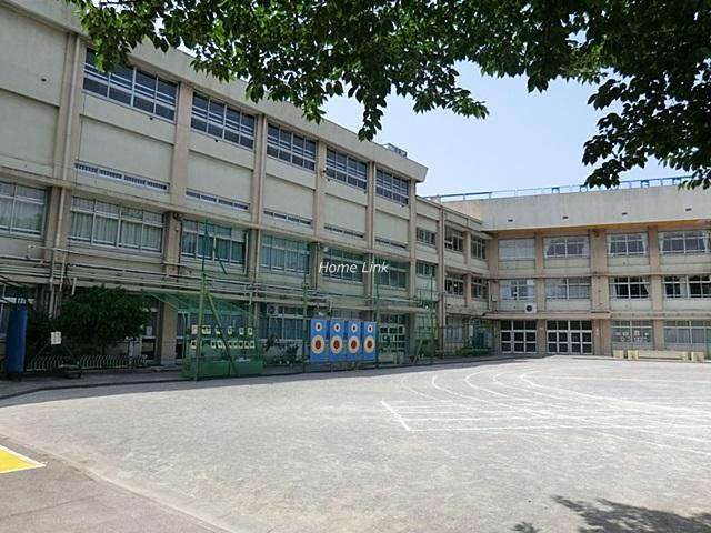 リビオレゾン板橋本町ステーションサイド周辺環境 板橋第八小学校