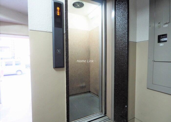 桜川三浦マンション エレベーター