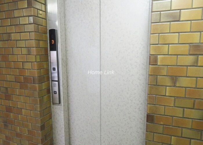 クレールあづさわ エレベーターホール