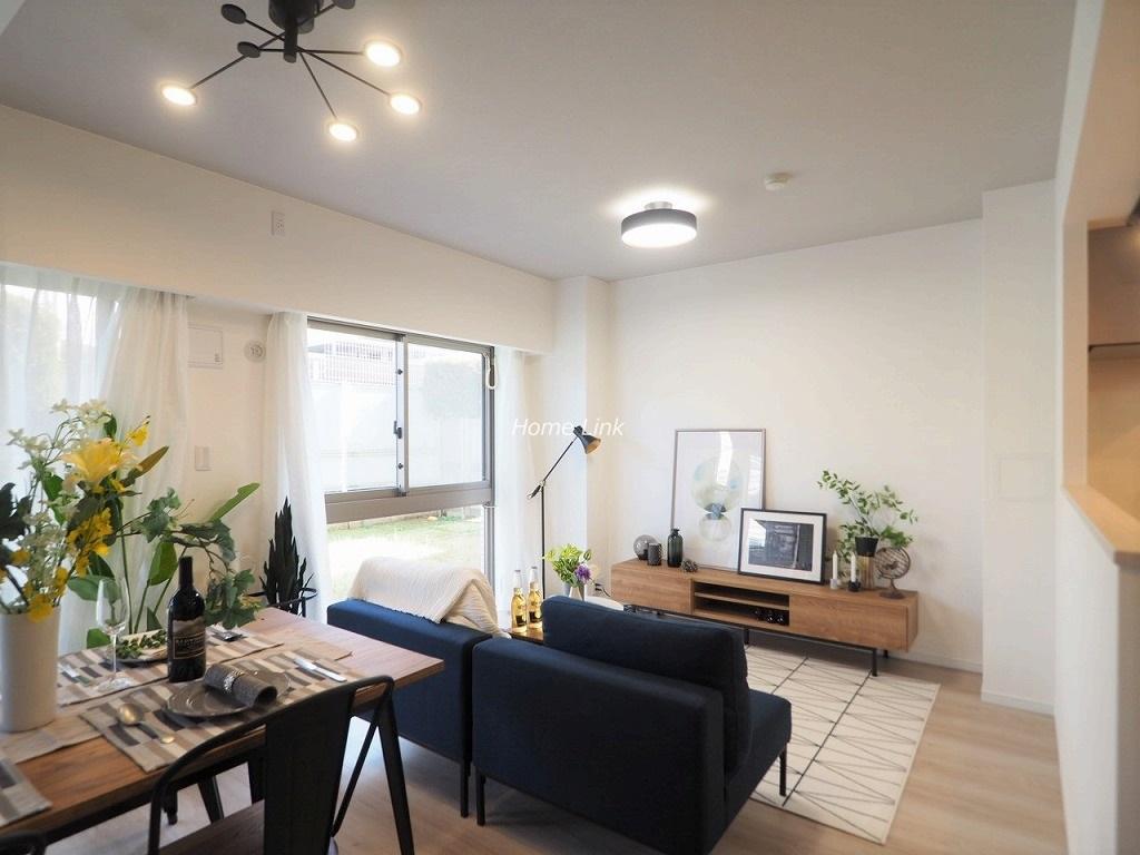 グローリオ成増アルグレッソ1階 専用庭、専用テラス付き住戸