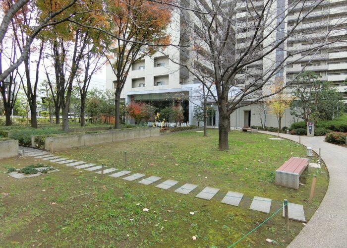 コスモ東京ガーデンパークス 公園