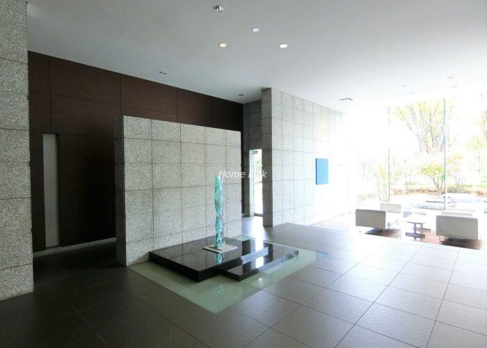 コスモ東京ガーデンパークス エントランスホール