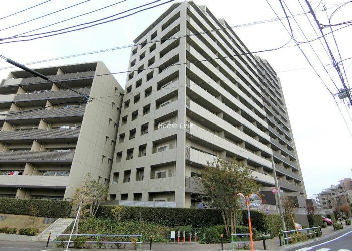 コスモ東京ガーデンパークス 外観