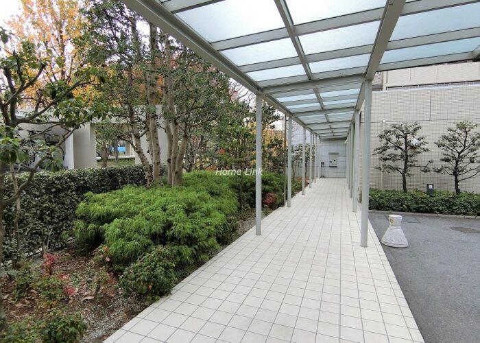 コスモ東京ガーデンパークス 共用部