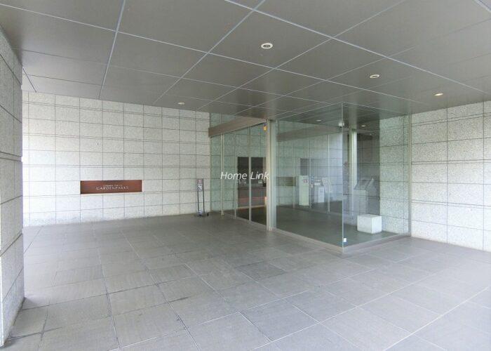 コスモ東京ガーデンパークス エントランス