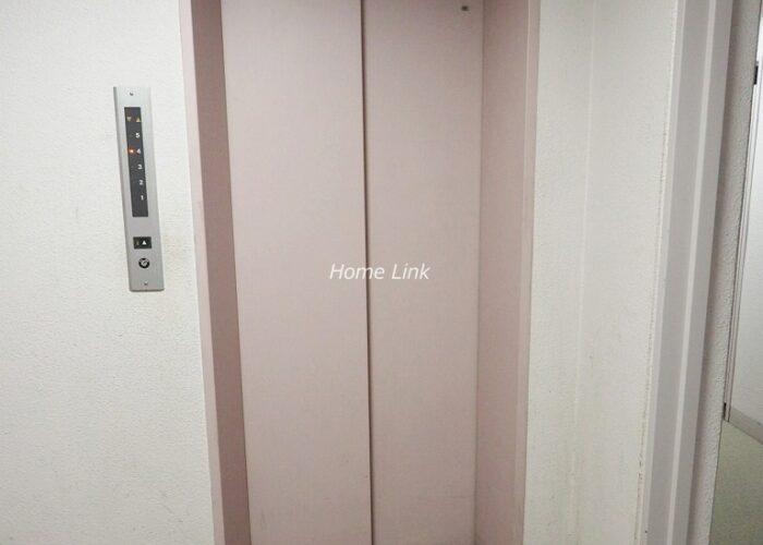 シンメトリー板橋 エレベーターホール