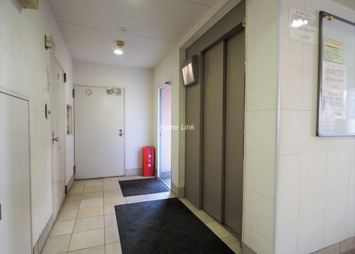 パラストネオ板橋 エレベーターホール
