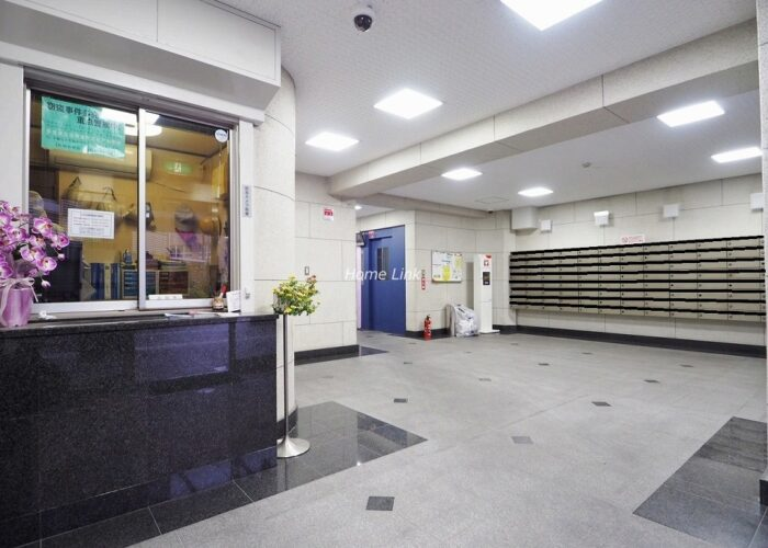 中板橋セントラルマンション 管理人室