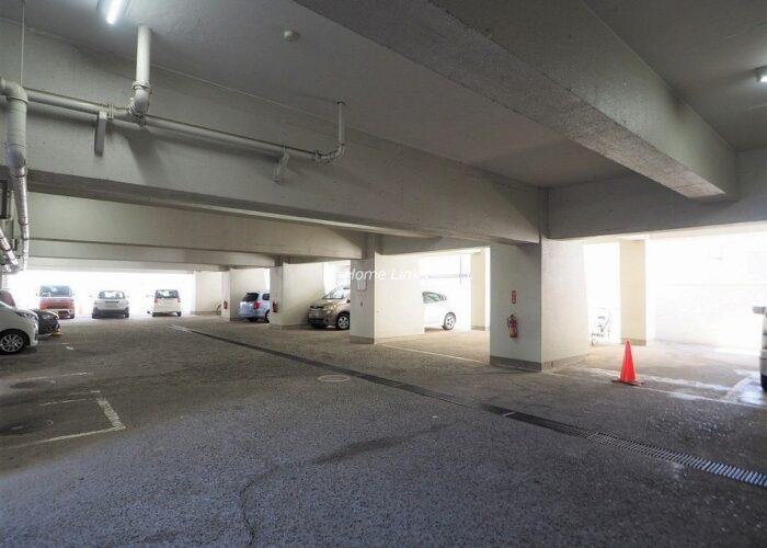 中板橋セントラルマンション 駐車場