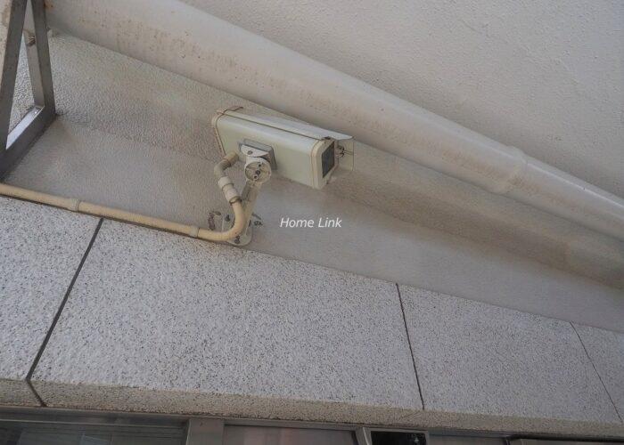 中板橋セントラルマンション 防犯カメラ