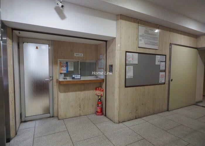 成増ローヤルコーポ 管理人室