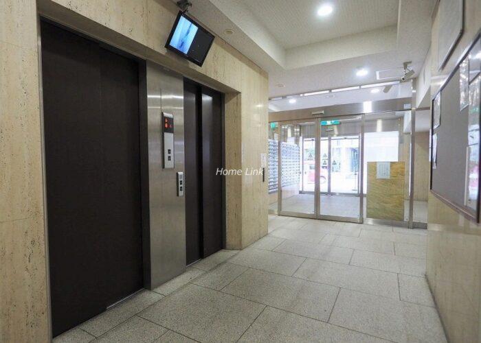成増ローヤルコーポ エレベーターホール