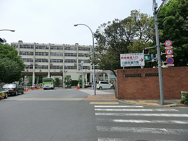 中板橋セントラルマンション周辺環境 日本大学医学部附属板橋病院