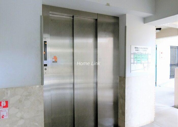 東建ニューハイツ赤塚公園 エレベーターホール