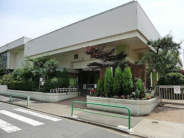 稲和高島平ハイム周辺環境 蓮根第二小学校