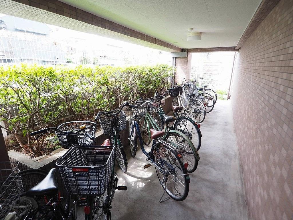 コニファーコート志村壱番館 駐輪場