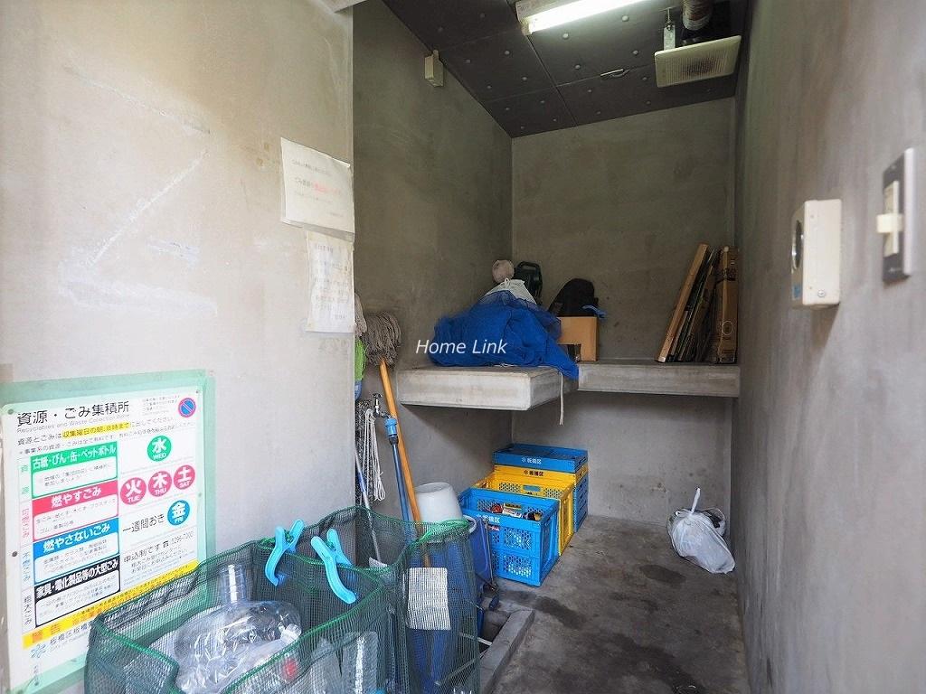 コニファーコート志村壱番館 ゴミ置き場