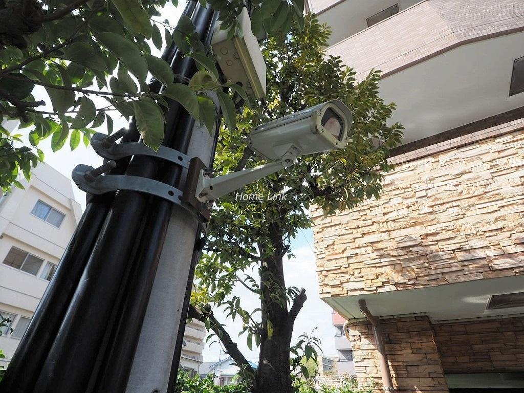 コニファーコート志村壱番館 防犯カメラ