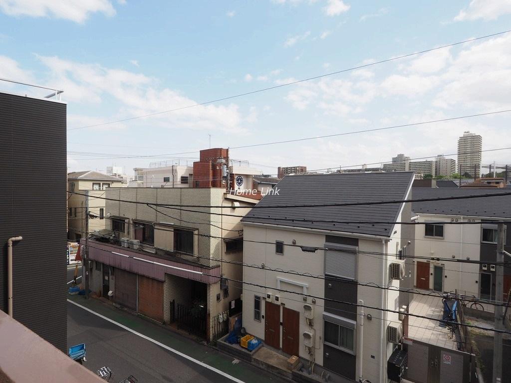 コニファーコート志村壱番館3階 開けた眺望