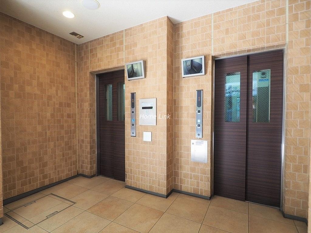 ライオンズグラマシーハウス エレベーターホール