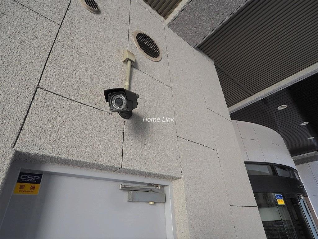 ライオンズステーションプラザ大山 防犯カメラ