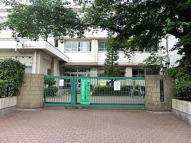 デュオスカーラ常盤台周辺環境 上板橋小学校