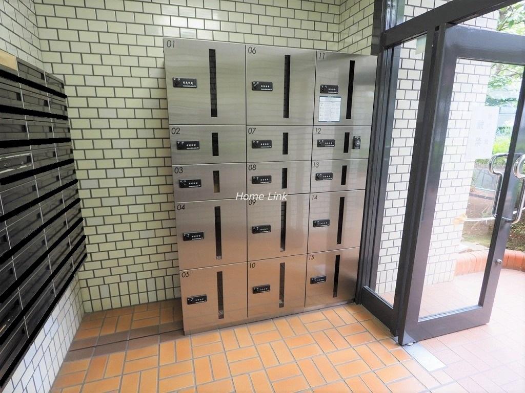 戸田公園スカイマンション 宅配ボックス