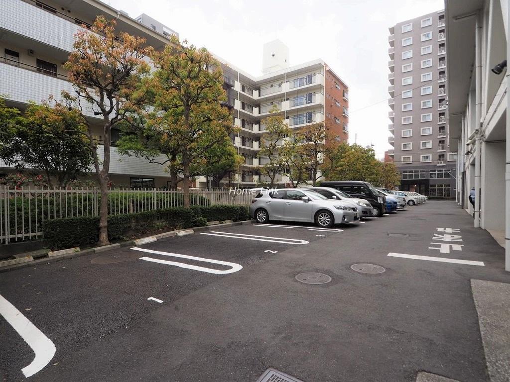 戸田公園スカイマンション 駐車場