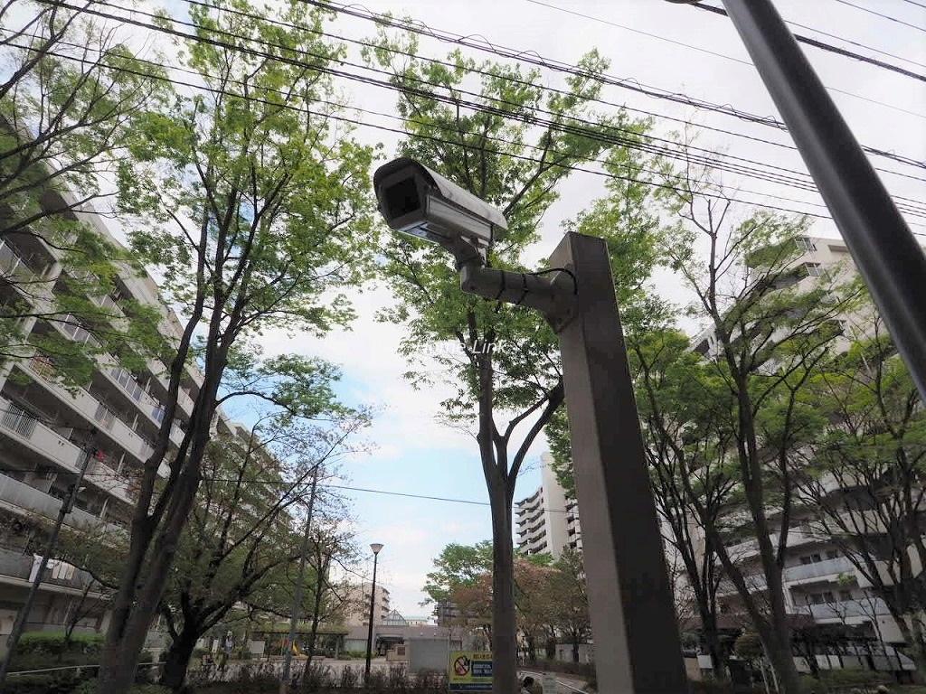 戸田公園スカイマンション 防犯カメラ