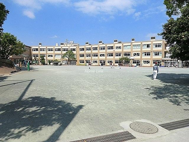ライオンズヒルズ板橋中台周辺環境 若木小学校