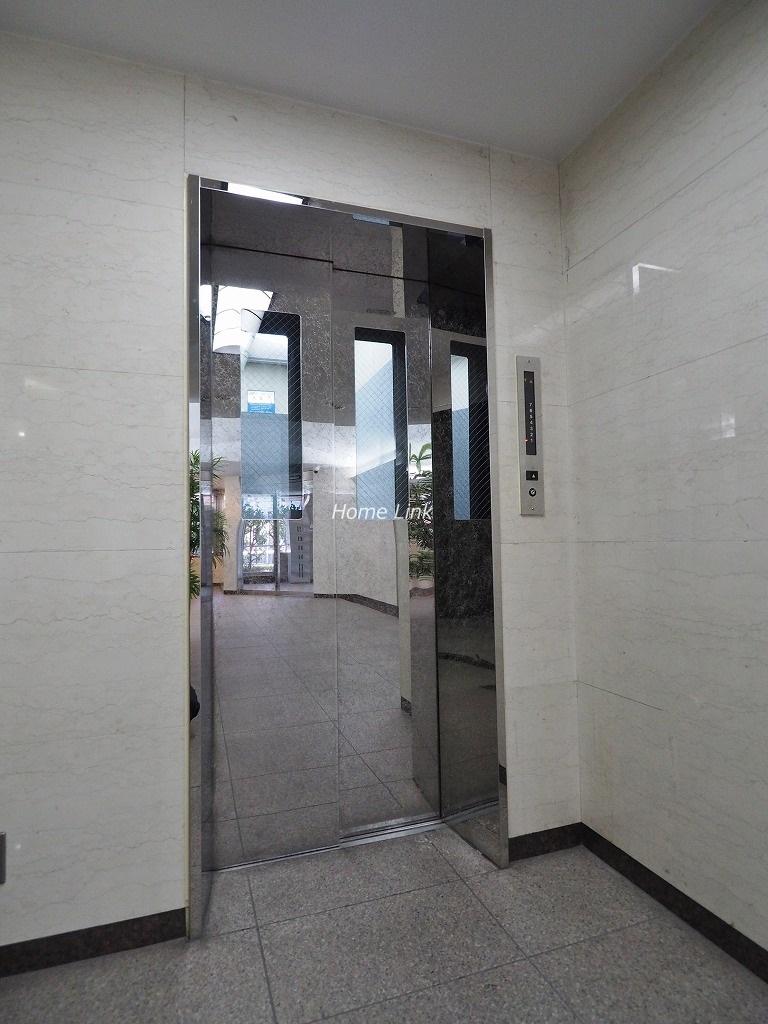 イトーピア成増 エレベーターホール