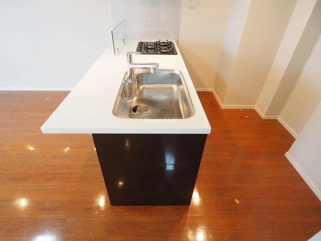 メゾン常盤台6階 ペニンシュラ型キッチン