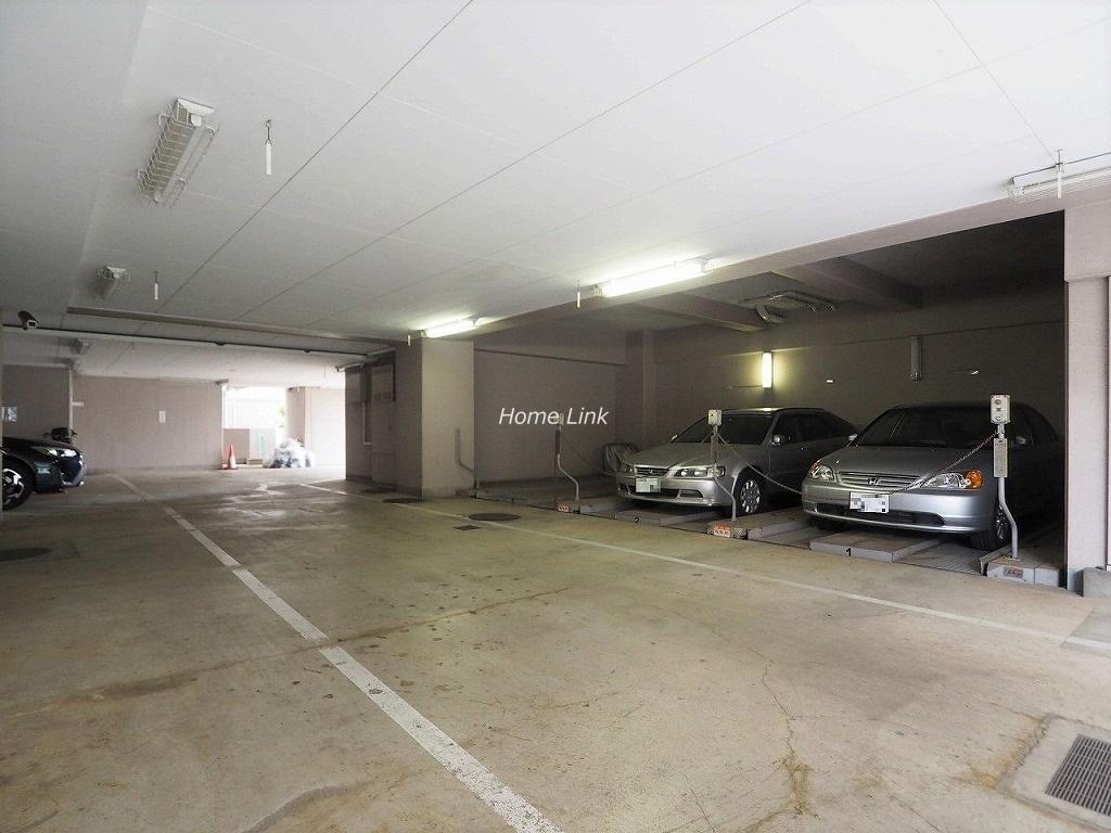 ライオンズプラザときわ台 駐車場