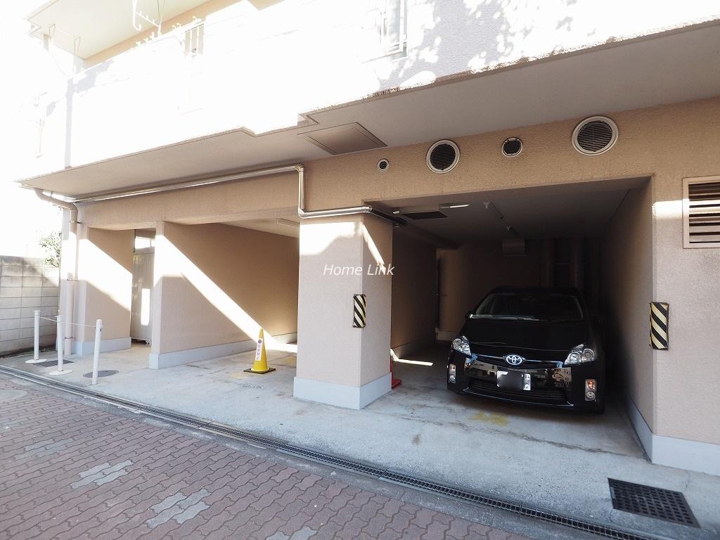 志村坂上パークハイツ 駐車場
