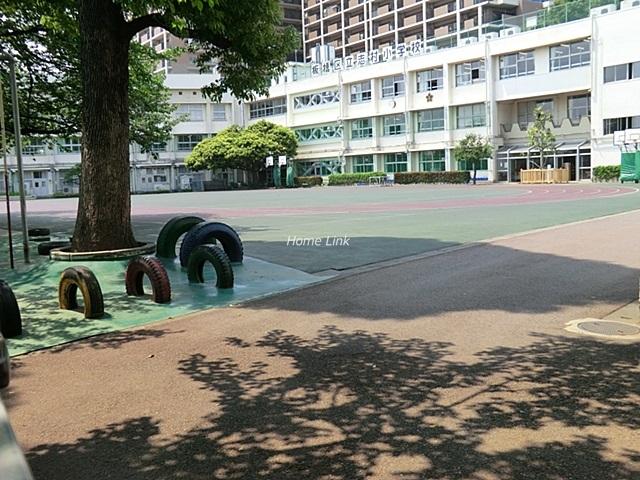 志村坂上パークハイツ周辺環境 志村小学校