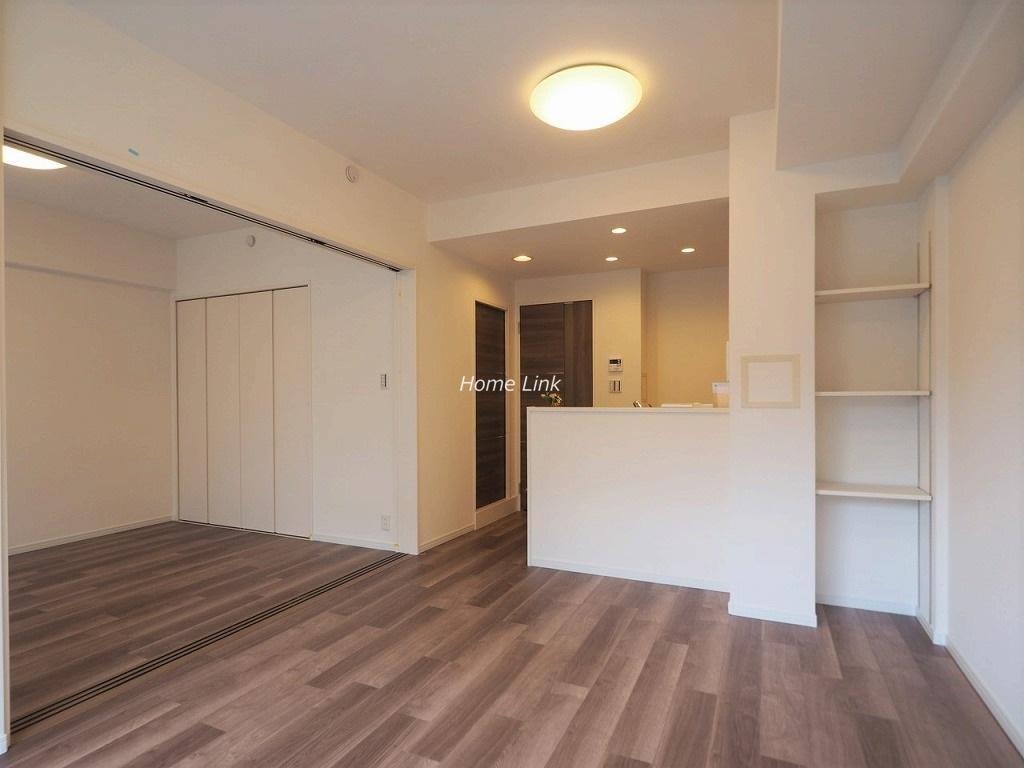 キャニオングランデ中台3階 新築の様に新しく生まれ変わった室内