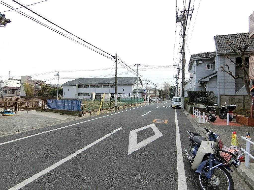 キャニオンビュー成増 前面道路
