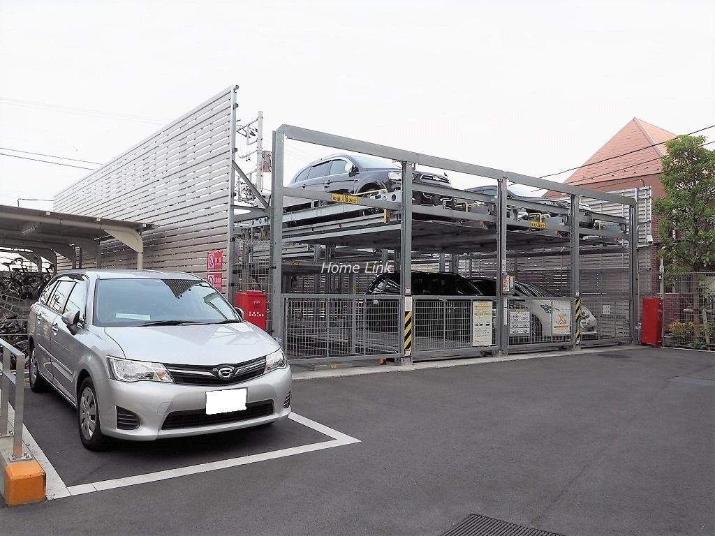 パークタワー板橋 駐車場