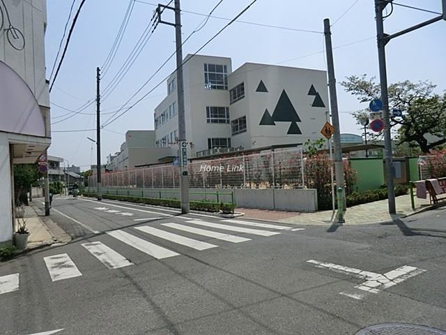 モアクレスト西台周辺環境 徳丸小学校