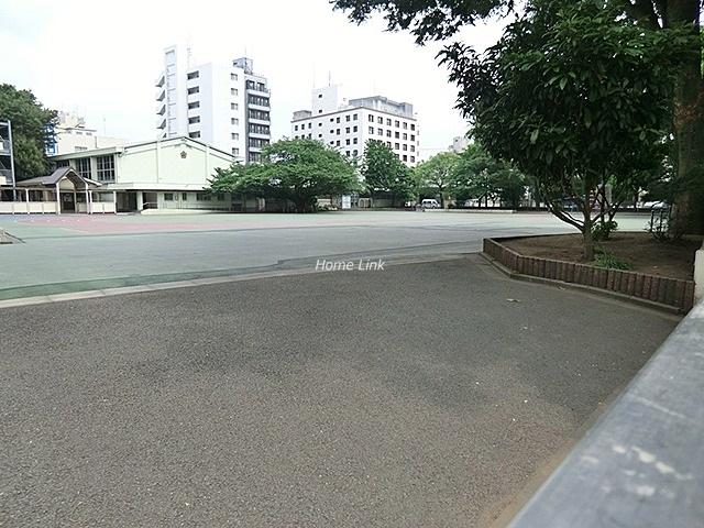 シャロン志村坂上セカンドステージ周辺環境 志村第二小学校
