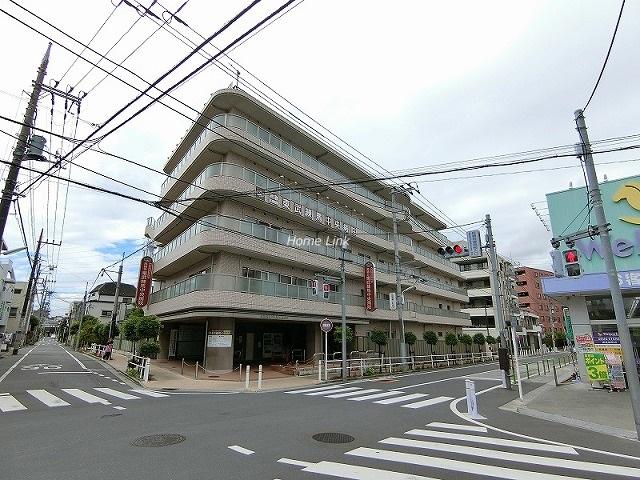 シャルマンコーポ板橋徳丸周辺環境 東武練馬中央病院