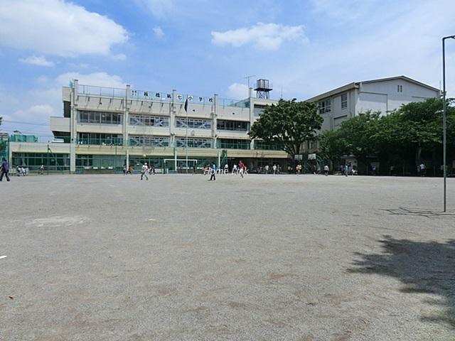 G・コンフォート大山山手通り周辺環境 板橋第七小学校