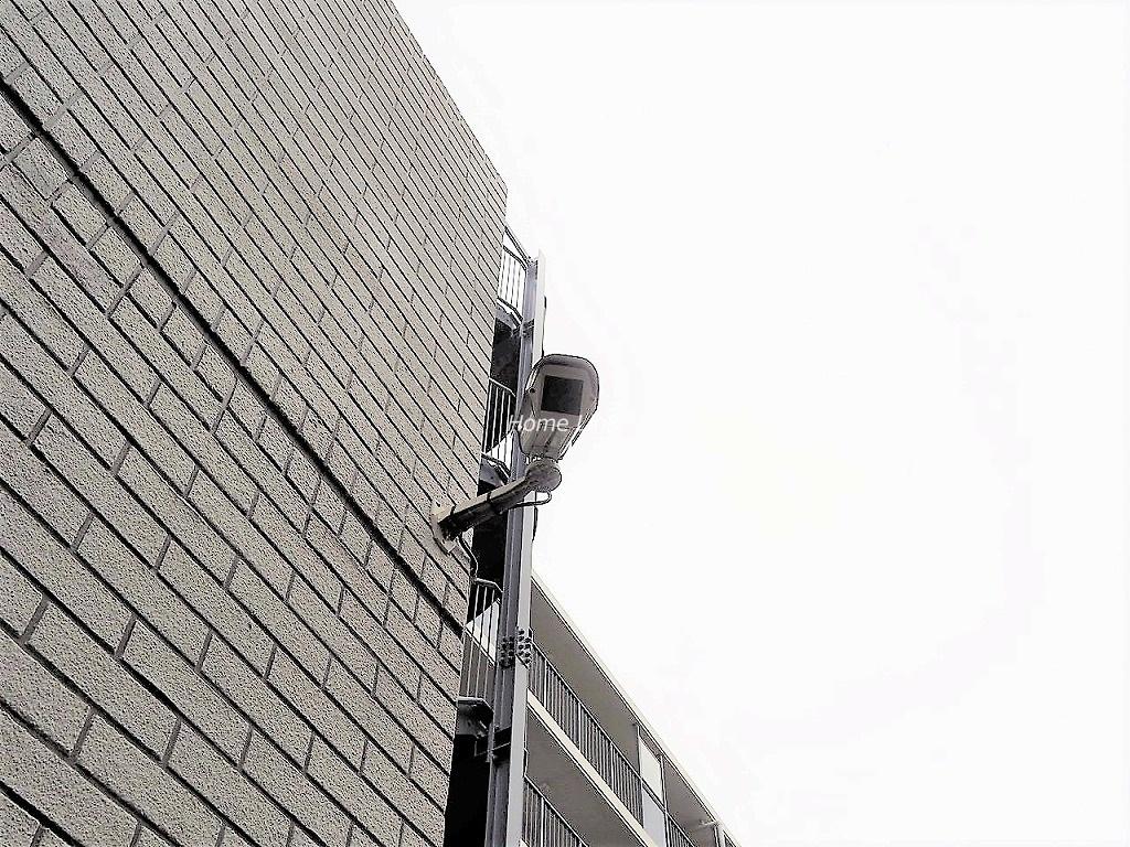 西台セントラルマンション 防犯カメラ