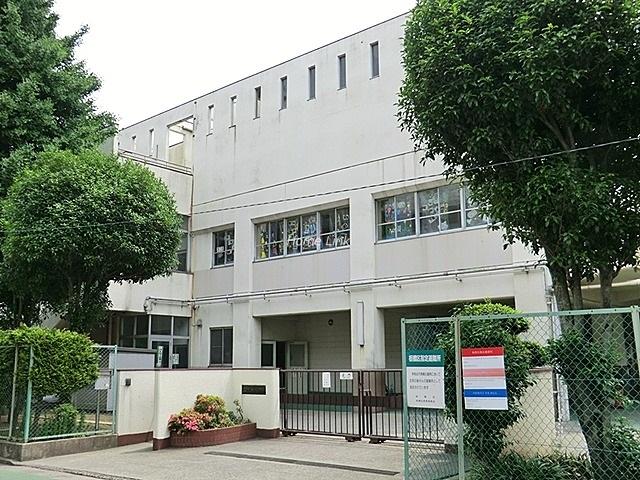 ライオンズマンション新高島平周辺環境 高島第一小学校