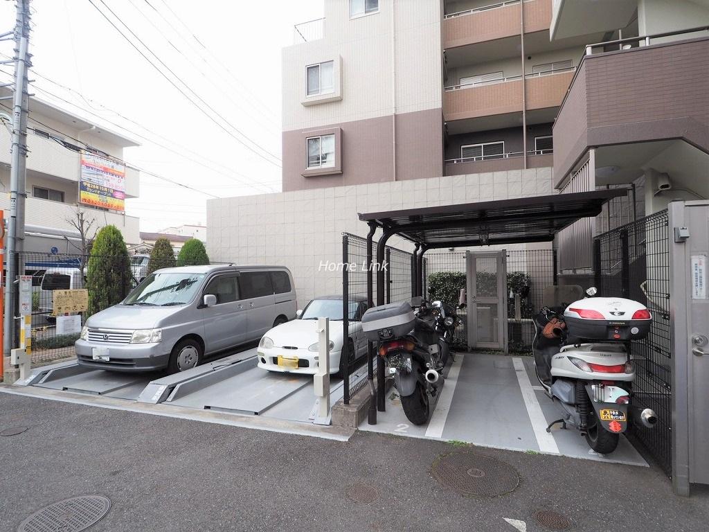 びゅうパルク板橋弥生町 駐車場
